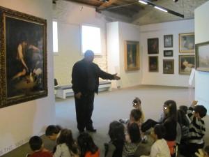 Επίσκεψη στην Εθνική πινακοθήκη_2